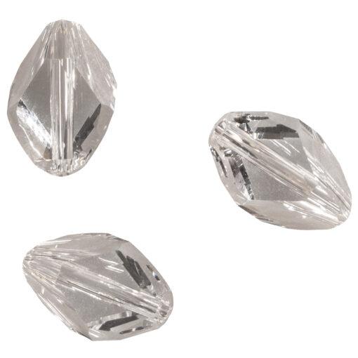 Rayher Swarovski Kristall-Cubist Perle in mondstein