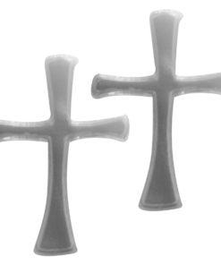 Klebemotiv Kreuze