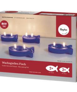 Rayher Bastelpackung Wachs zum Gießen für Kerzen