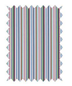 Rayher Baumwoll-Stoff Streifenmuster