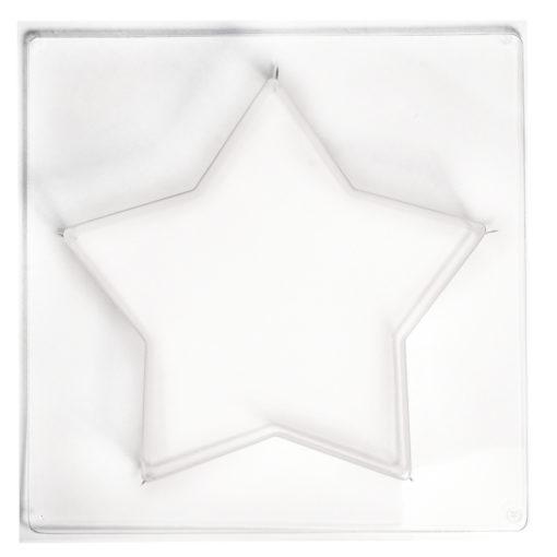 Rayher Gießform Stern zum Ausgießen