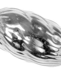 Böhmische Glas Oliven zur Schmuckherstellung