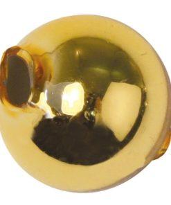 Böhmische Glas Rundperlen zur Schmuckherstellung