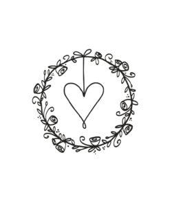 Rayher Butterer Stempel Hochzeit