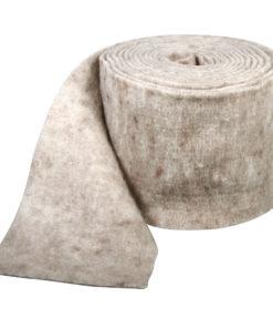 Wollfilz Meterware in taupe