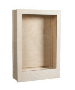 Rayher Holz-Bausatz zum Dekorieren