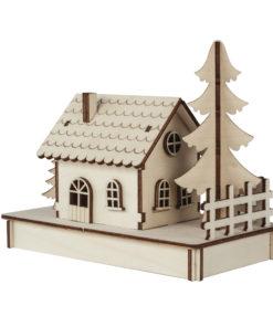 Rayher Holz-Bausatz Häuschen