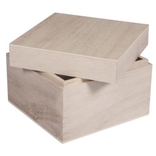 Rayher Holz-Box zum Gestalten