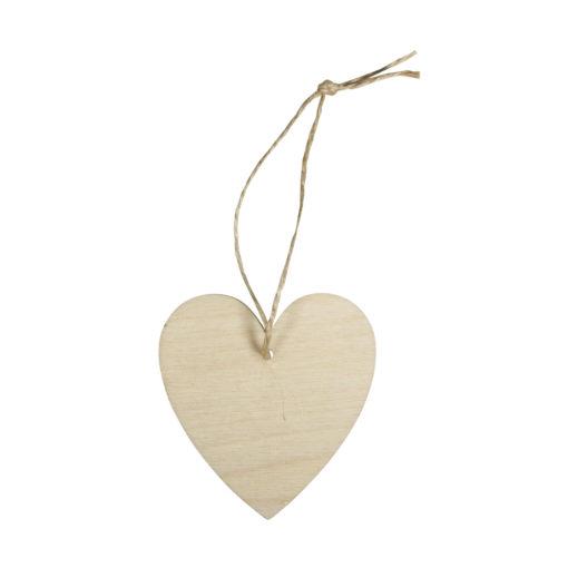 Rayher Holz-Herz zum Hängen