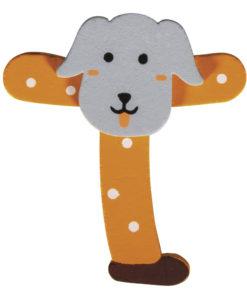 Rayher Holz-Buchstabe T, für Kinder, zum Kleben und Dekorieren