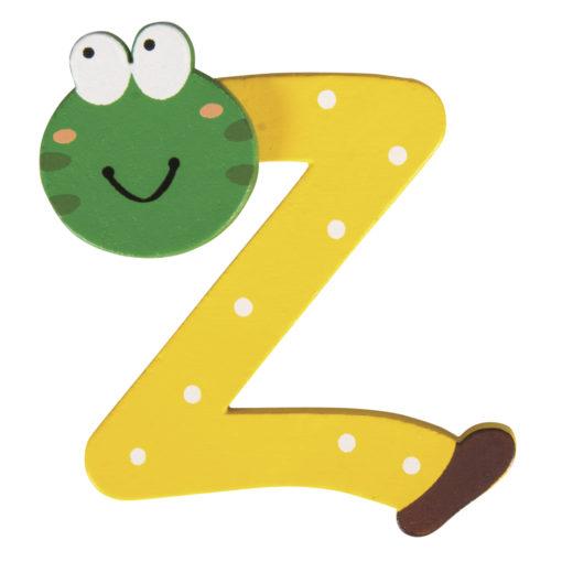 Rayher Holz-Buchstabe Z, für Kinder, zum Kleben und Dekorieren