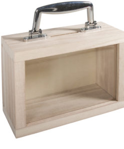 Rayher Holz-Koffer zum Gestalten