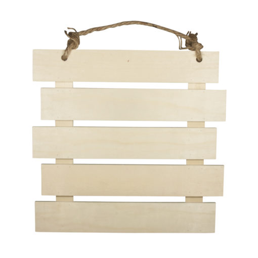 Holz-Lattenrahmen zum Basteln und Dekorieren