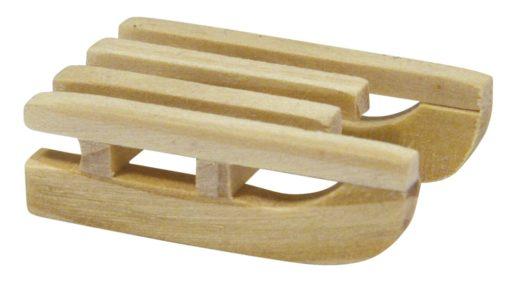 Rayher Deko-Holzschlitten