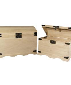 Rayher Holztruhen-Set, zum Basteln