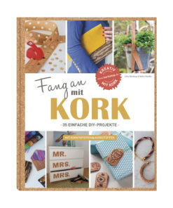 Ideenbuch Fang an mit Kork