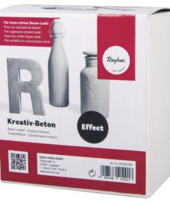 Rayher Beton-Paste zum Aufspachteln