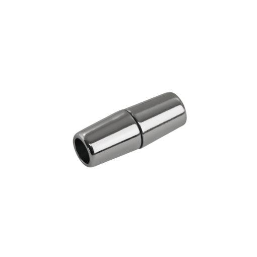 Kunststoff Magnetschließe in silber