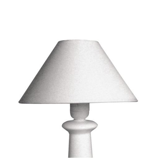 runder Lampenschirm zur Lampengestaltung