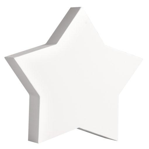 Rayher Pappmaché-Stern in weiß