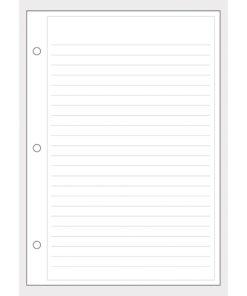 Rayher Notizzettel A5, 24 Blatt für Planer
