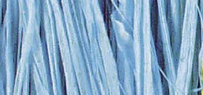 Viskosebast zum Basteln in hellblau