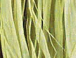 Viskosebast zum Basteln in hellgrün
