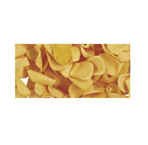 Papier Blütenblätter in gelb