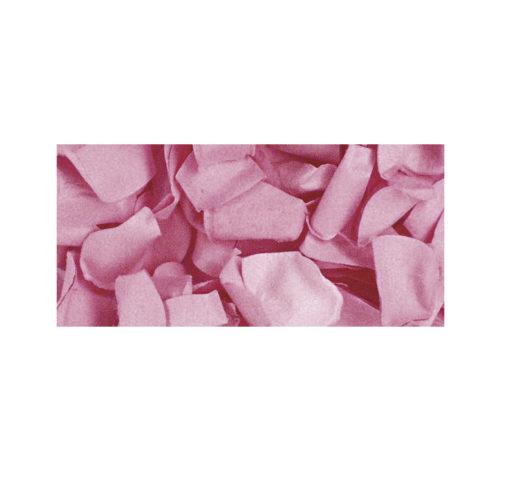 Papier Blütenblätter in rosé