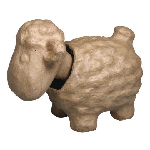 Pappmaché Schaf