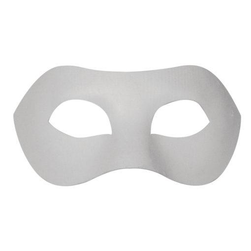 Rayher Pappmaché Augenmaske zum Dekorieren