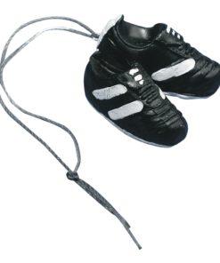 Deko-Fußballschuhe aus Polyresin