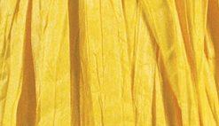 Rayher Bast matt, gelb