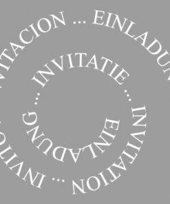 Rayher Schriftstempel Einladung
