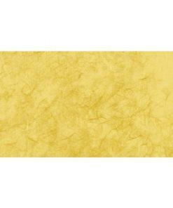 Rayher Strohseide gerollt, 70x150cm, goldgelb