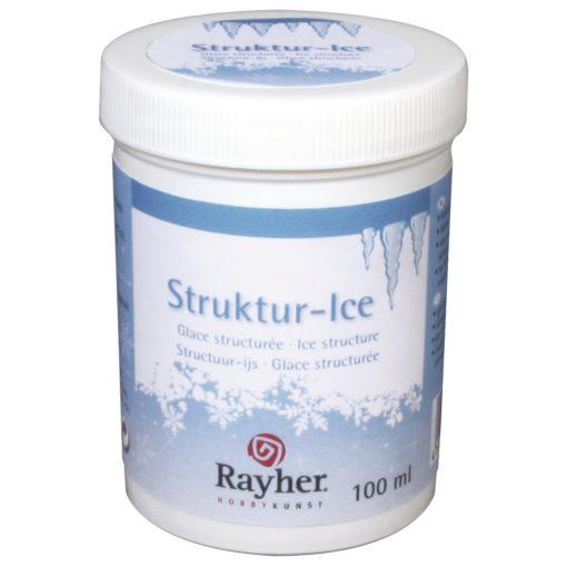 Rayher Struktur-Ice, zum Auftragen