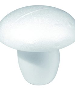 Rayher Styropor-Pilz, 13cm, zum Basteln