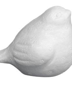 Rayher Styropor-Vogel, 7,5cm, zum Basteln