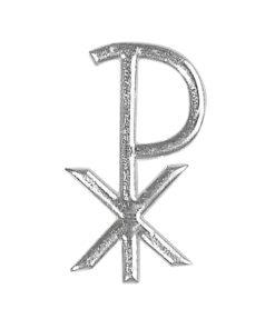 Wachsdekor PAX, zum Dekorieren, in silber