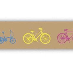 Rayher Washi Tape Fahrräder