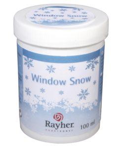 Rayher Schneefarbe für Fensterscheiben