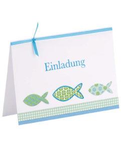 Rössler Karte Einladung Emil, zur Anlassgestaltung