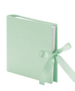 Fotoringbuch in mint