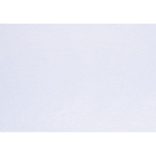 Rössler Bastelkarton A4, Glitter shiny white