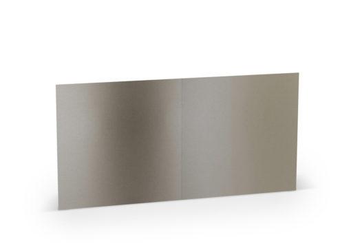Rössler Paperado Doppekarte quadratisch, zum Gestalten
