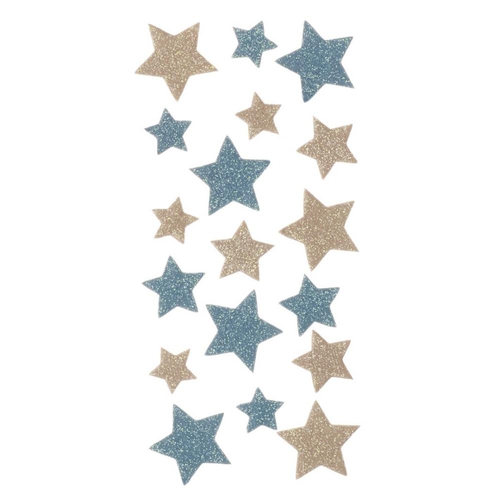 10x Drahtsterne gold mit Glitter und Pailletten Draht !!! 10cm Stern