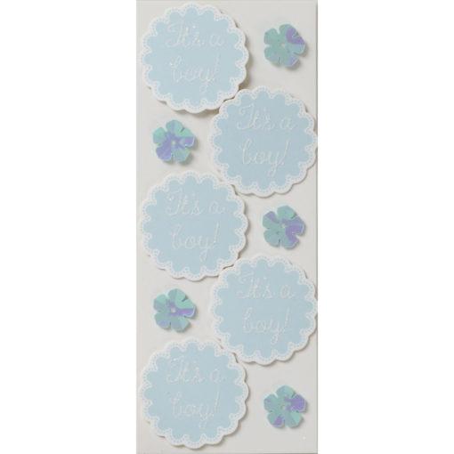 Rössler Handmade Sticker, zum Dekorieren und zur Anlassgestaltung