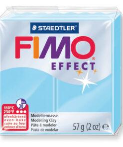 Ofenhärtende Modelliermasse Fimo, pastell-aqua
