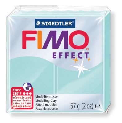 Ofenhärtende Modelliermasse Fimo, pastell-mint
