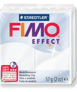 Ofenhärtende Modelliermasse Fimo, transluzent